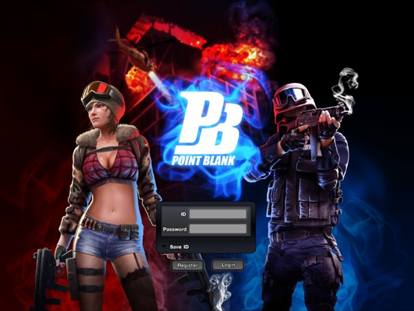 point blank online game. 1) Point Blank is currently