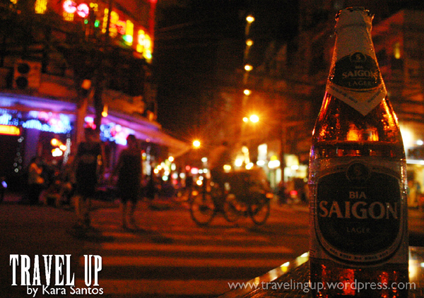 The Beer is on in Saigon – Travel Up