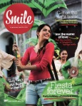 Cebu Pacific's Smile - cover