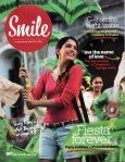 Cebu Pacific's Smile - cover