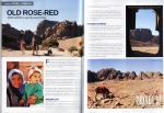 Travelife Feb 2011 - Petra