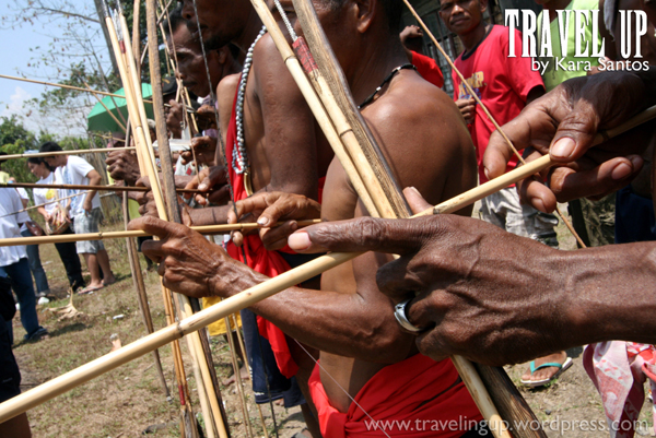 First aeta forest food festival travel up